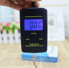 40kg 20g Electronic DS Hanging Fishing Luggage Portable UI Digital Weight Scale