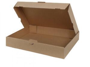 100 Maxibriefkartons 240 x 160 x 45 mm Warensendung Versand Karton Faltschachtel