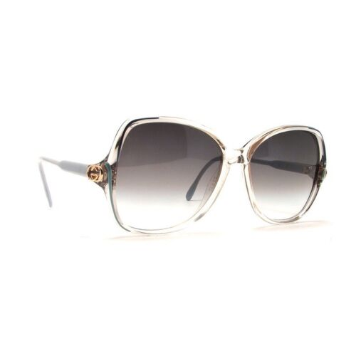 NOS UNUSED Vintage ('80s) Gucci 2103 Women's Clear