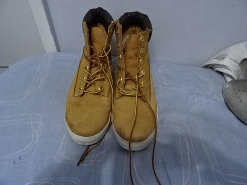 tamaño Uk para de cuero con tamaño cordones Cond cordones marrón mujer con 5 Timberland Great vwPxpn4P