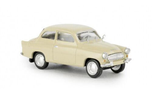 #27453 beige Brekina Skoda Octavia 1960-1:87