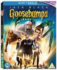 Goosebumps Blu-ray Digital HD 2016 Jack Black With Sleeve