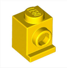 LEGO Angular Brick 1x1 (4070)_ Bright Yellow  _407024(Lot of 50)