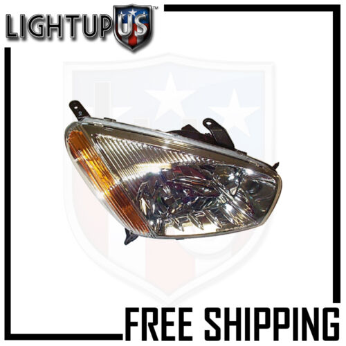 Headlight Headlamp Right Only for 01-03 Toyota Rav4 Rav-4