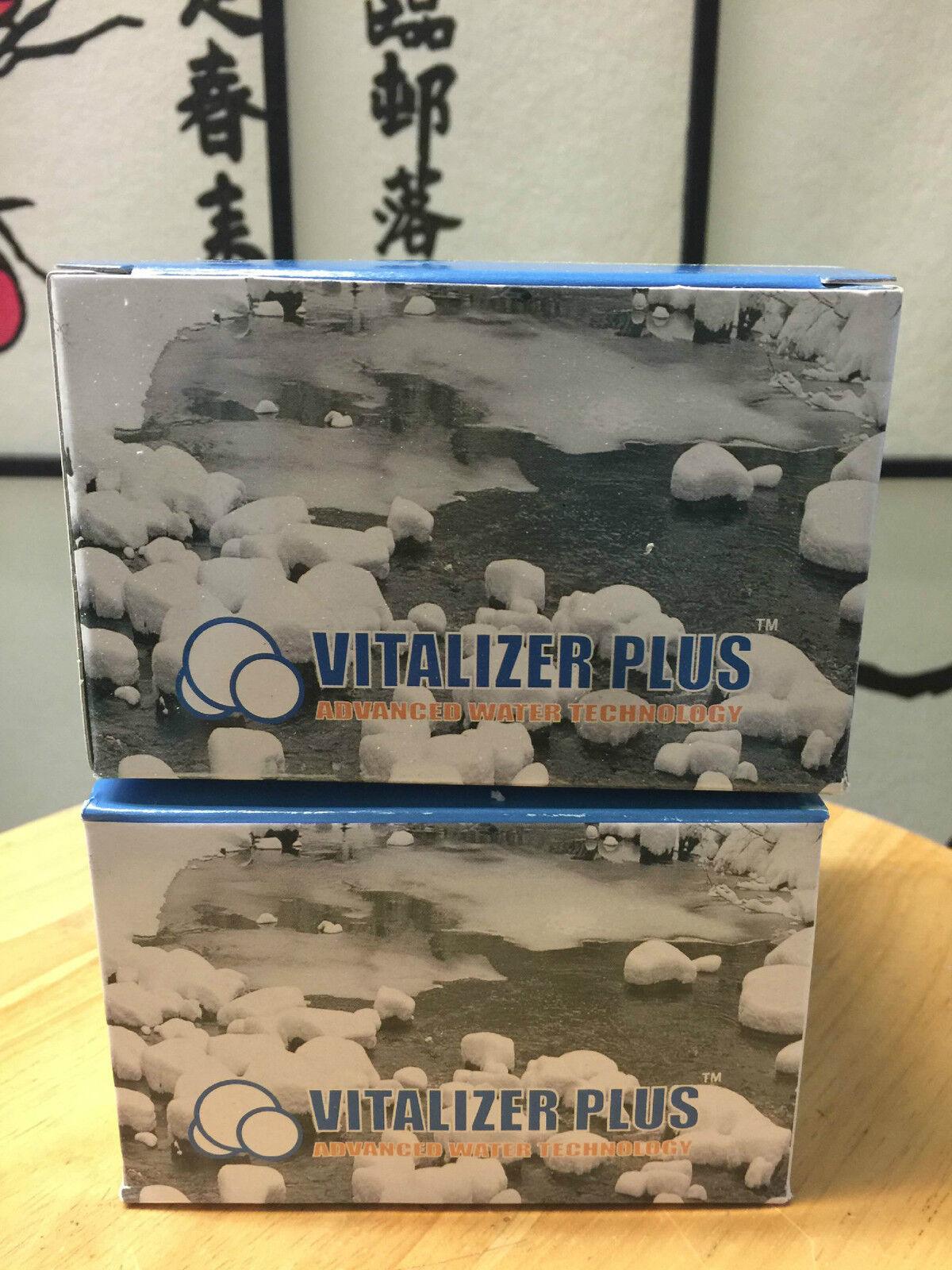 Vitalizer Plus 2 Mineral cube de remplacement pour hexagonale eau