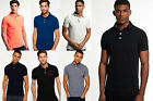 New Mens Superdry Polo Shirts Selection Various Styles & Colours