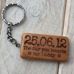 Personalised Fathers Day Gift Birthday Gift Dad Personalised