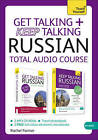 Get Talking and Keep Talking Russian Total Audio Course: (Audio Pack) the Essential Short Course for Speaking and Understanding with Confidence by Rachel Farmer (CD-Audio, 2013)