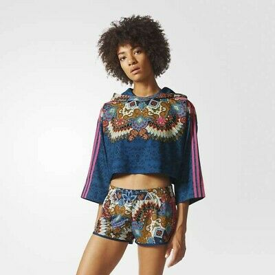 Adidas Originals Farm Company Butterfly Wings Cropped Sweat à capuche   eBay