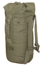 US Airforce Duffle Bag Army Rucksack Seesack Bundeswehr Nato oliv BW grün grau