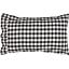 ANNIE-BUFFALO-BLACK-CHECK-QUILT-SET-choose-size-amp-accessories-white-VHC-Brands thumbnail 12