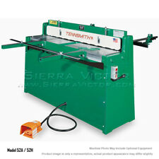 Tennsmith Hydraulic Shear Model 52h In Stock Now No Waiting