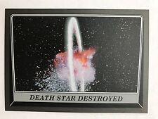 Star Wars Rogue One Mission Briefing #67 Death Star Destroyed BLACK NrMint-Mint