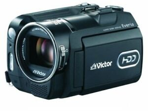 Jvc-Kenwood-Everio-Video-Camera-Hard-Disk-Movies-40Gb-Gz-Mg575-B-camcorder