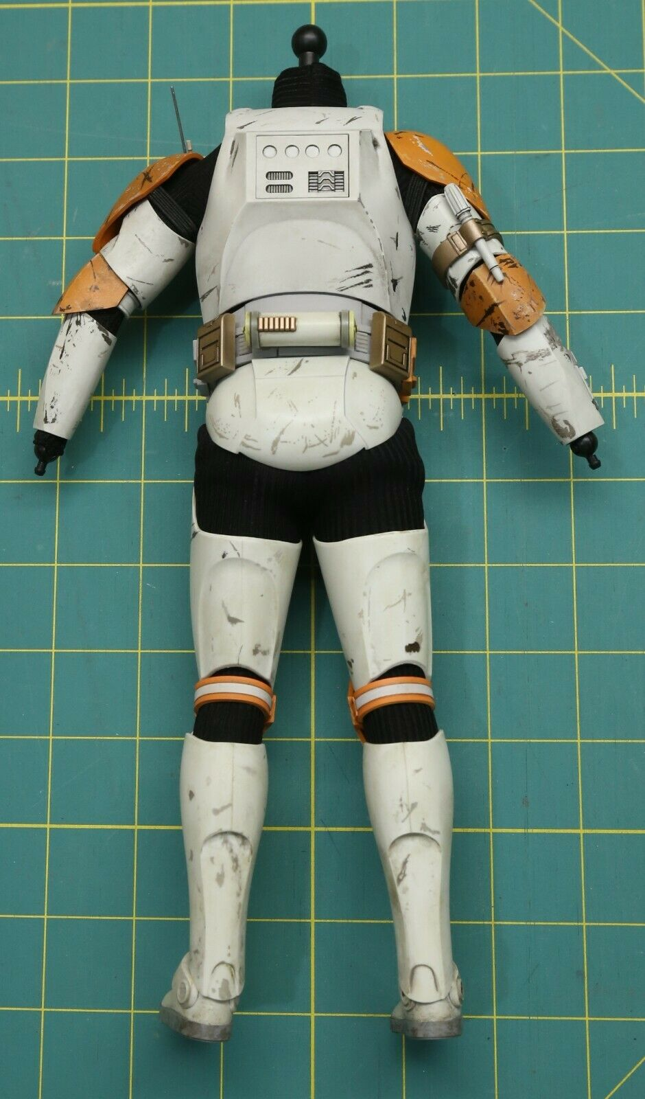 Hot Toys MMS524 Commander Cody Armored Body and Pegs Revenge of the Sith on eBay thumbnail