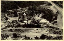 Faaborg Danimarca vecchia cartolina ~ 1950/60 svanninge Bakker foresta Torre hasus totale