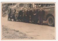 2/235  FOTO BUS RATHENOW 1951