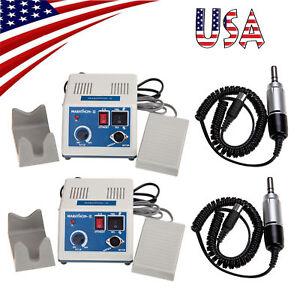 Conjunto-de-2-laboratorio-dental-Micromotor-Marathon-Pulido-Unidad-35K-RPM-Motor-Electrico-EE-UU