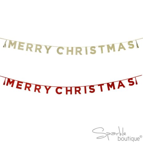 GLITTER BUNTING//GARLAND//BANNER Wedding//Party Decorations CLEARANCE PRICES!