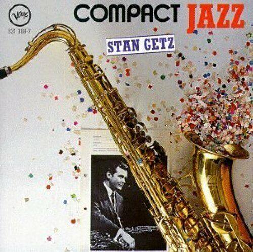 Stan Getz + CD + Compact jazz (compilation, 12 tracks, 1962-67, Verve)