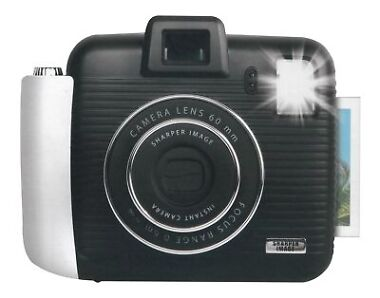 Sharper Image Instant Camera Kit