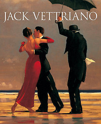 """AS NEW"" Anthony Quinn, Jack Vettriano, Jack Vettriano: A Life: Reduced Format B"