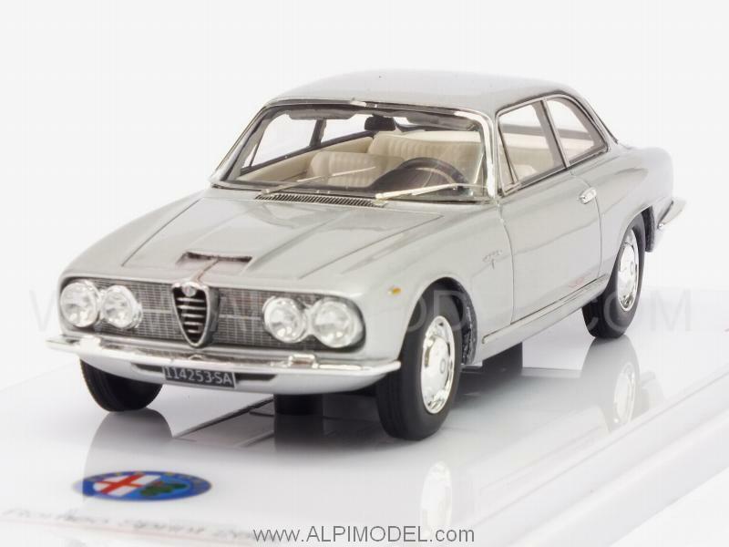 edición limitada Alfa Romeo 2600 2600 2600 Sprint 1962 plata 1 43 TRUESCALE TSM164393  barato