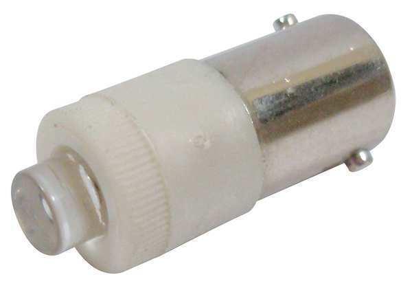 GE 080BA9S12LR Miniature LED Bulb,10W,T2 1 2,12V