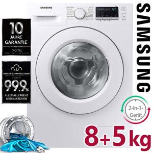 Waschtrockner Waschen Trocknen Wäschetrockner Waschmaschine Samsung 8/5 kg NEU