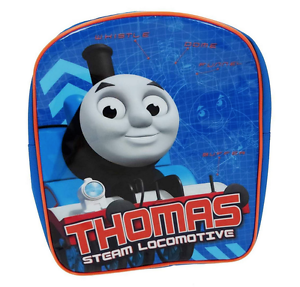 NEW OFFICIAL THOMAS THE TANK ENGINE  BOYS NURSERY SCHOOL BACKPACK RUCKSACK BAG