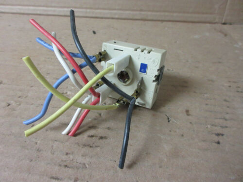 Hotpoint GE Range Infinite Switch Part # WB21X10091