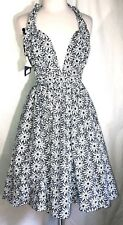 c4ba7a3de2 item 1 NEW Jean Paul Gaultier Women s Dress Size 3 Pinup Eyelet Halter for  Target -NEW Jean Paul Gaultier Women s Dress Size 3 Pinup Eyelet Halter for  ...