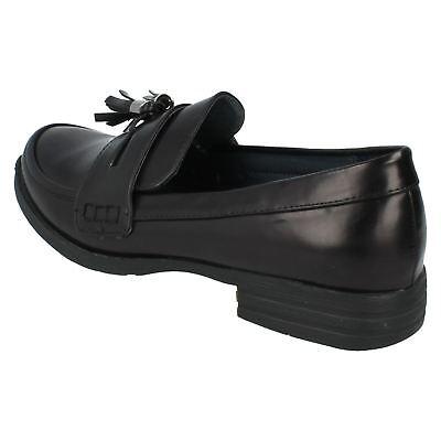 Ausverkauf Spot on f9713 Damen schwarz Synthetisch mit Absatz Slipper Schuhe