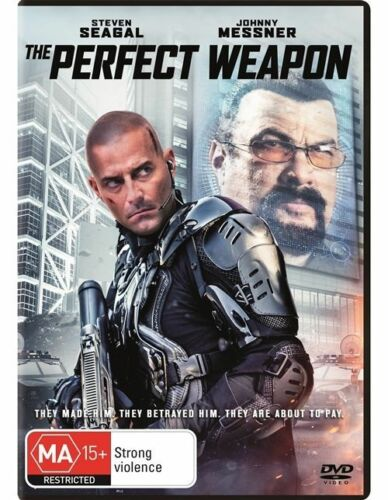 1 of 1 - The Perfect Weapon (DVD, 2017) NEW