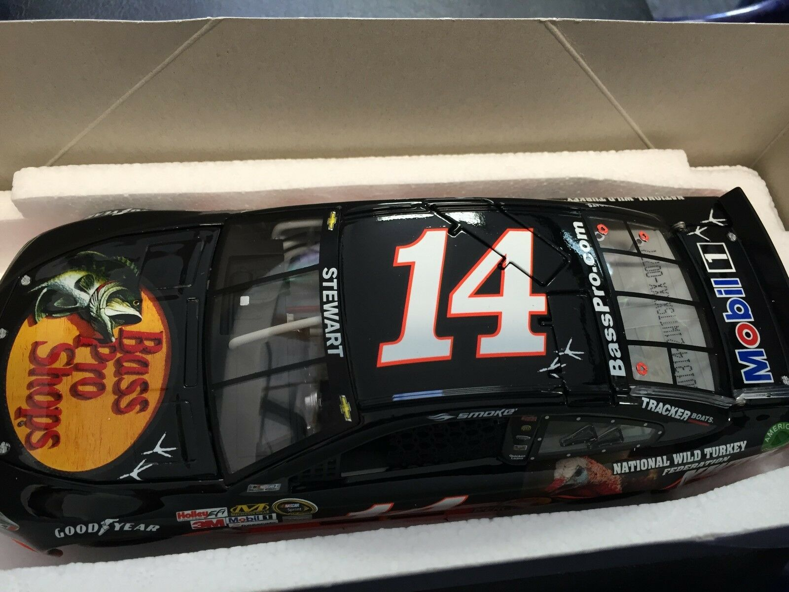 1 24 ACTION Tony Stewart '13SS  14 Bass Pro Shops NWTF 1 of 1116  777
