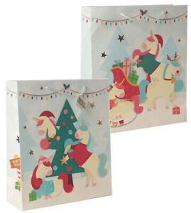 Large-Unicorn-Christmas-gift-wrapping-xmas-bag-with-gift-tag-34-5-x-38-x-12cm