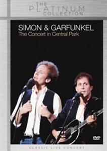 Simon & Garfunkel - The Concerto IN Central Park Nuovo DVD