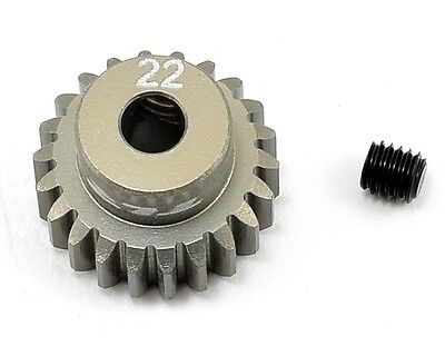 22SCT 22 22T TLR332022 22T New Team Losi Racing 48P Aluminum Pinion Gear