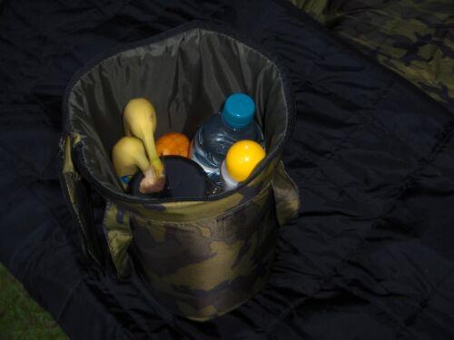 Picnic Camping Pêche Chasse Refroidisseur Sac camouflage avec petit Étanche Pochette