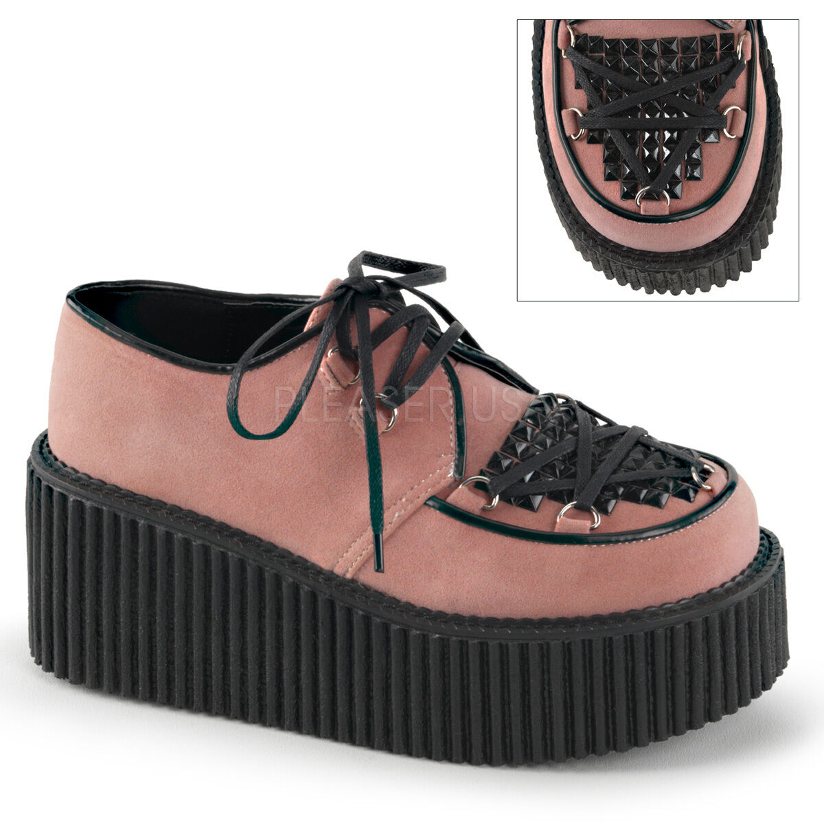 Demonia CREEPER-214 CREEPER-215 CREEPER-216 Womens CREEPER-218 Womens CREEPER-216 Creepers 8af662