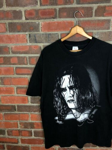 vintage WCW StInG t shirt mens xl wwf ecw NWO port