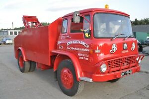 1969-BEDFORD-TK-1260-TRUCK-8-TON-HARVEY-FROST-CRANE-TAX-EXEMPT