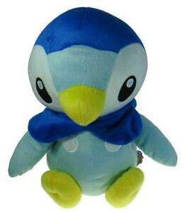 Details about nintendo pokemon diamond pearl piplup 12 quot plush doll