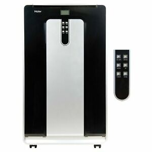 Haier-13-500-BTU-115V-Cooling-Fan-Dual-Hose-Portable-Air-Conditioner-with-Remote