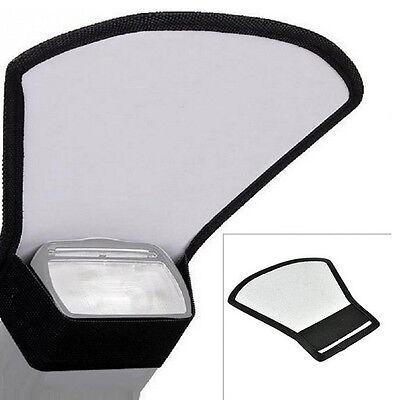 Difusor de Flash Caja Suave Plata + Blanco Reflector para Yongnuo Canon Nikon