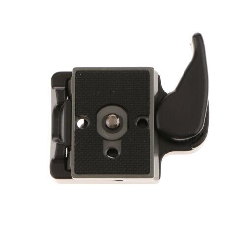 Manfrotto Bogen Stativkopf 200PL 14 Schnellwechselplattenadapter F