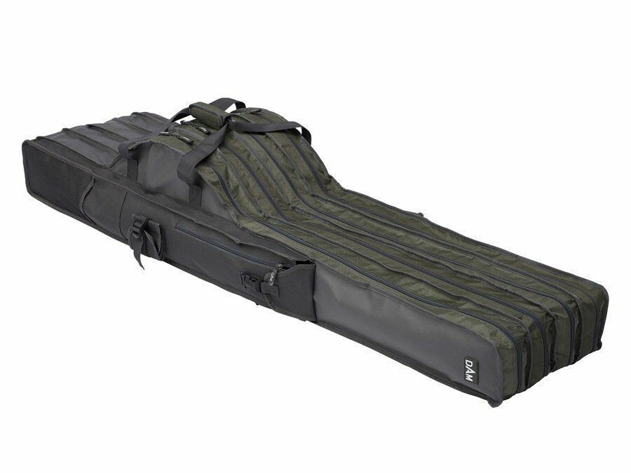 D.A.M Multi-Compartment Rod Bags 110cm - 170cm 3 compartment NUOVO 2019