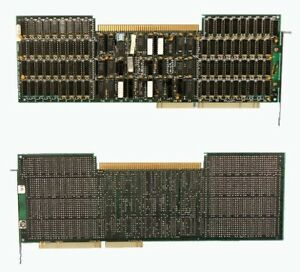 WYSE-2M-2MB-RAM-Expansion-ISA-Board-990201-05-Rev-1A-PC-386-Memory-3216-NEW
