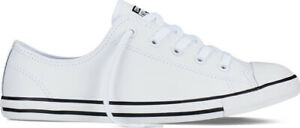 Converse-Chuck-Taylor-All-Star-Dainty-Leather-Women-White-Fashion-Shoes-537108c