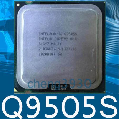 Intel Core 2 Quad Q9550S Q8200S Q8400S Q9400S Q9505S LGA775 CPU Processor